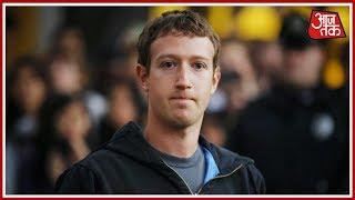 Mark Zuckerberg Apologises For Facebook Data Leaks Row While BJP-Congress Lock Horns - AAJTAKTV