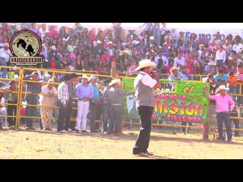 **LA GANADERIA MAS ESPECTACULAR DE MEXICO** Rancho La Mision En Jaripeo Michoacan