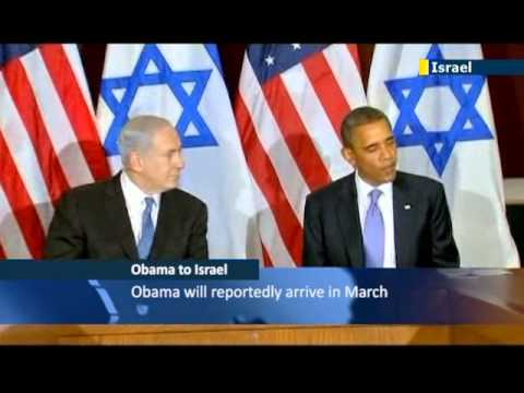 Obama Israel visit: Netanyahu lists key themes as Syria, Iran and the stalled Peace Process