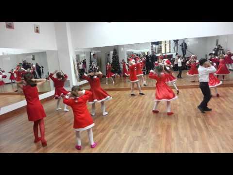 Lectii de dans Latino Time-Grupa Copii