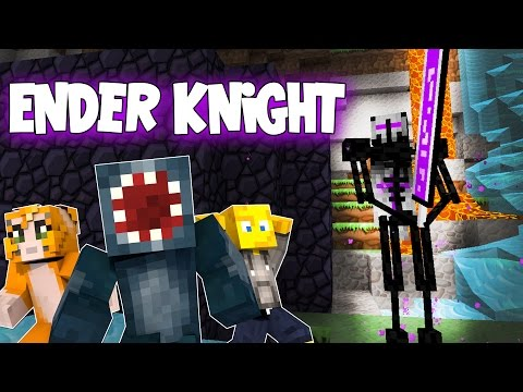 Minecraft - Crazy Craft 2.2 - Ender Knight! [10]