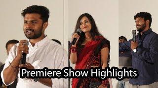 Rachana- Short Film Premiere Show Highlights | Telugu short film 2017 | Directed by Aravind Krishna - YOUTUBE