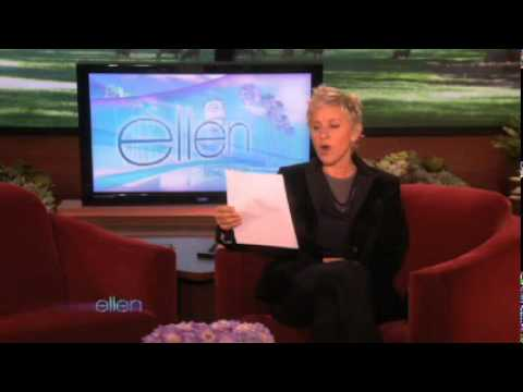 Ellen Scares Her Staff AGAIN LOL