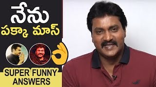 Hero Sunil Super Funny Answers To Fans Questions | Sunil Interacting With Fans | TFPC - TFPC