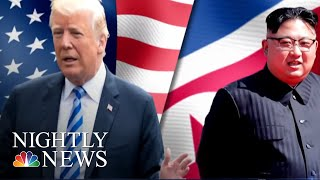 President Donald Trump Says Canceled North Korea Summit May Still Take Place | NBC Nightly News - NBCNEWS