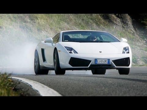 2013 Lamborghini Gallardo LP550-2: Drifting the Last Old-school Supercar - CAR and DRIVER