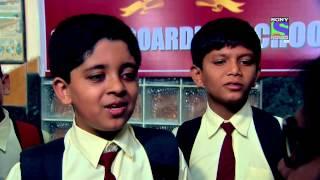 CID Sony - 8th November 2013 - Raaz Boarding School ka Part 1 : Episode 1087