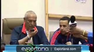 بالفيديو.. فيريرا: معسكر المنتخب أثر على الأداء والأهلي أقرب منافس لنا
