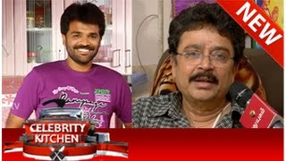 Celebrity Kitchen with Actor S.Ve. Shekher & Actor Rajkamal 24-08-2014 PuthuYugam TV Show