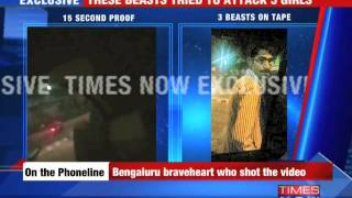 Bengaluru : Nightmare for five girls - TIMESNOWONLINE