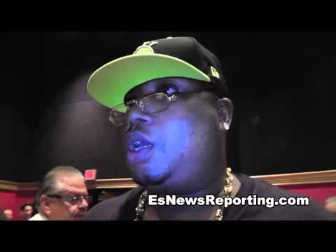 E-40 talks about Mayweather vs. Guerrero Fight (Video)