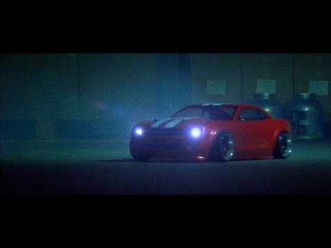 Probably the greatest hollywood-style RC action movie car chase ever.