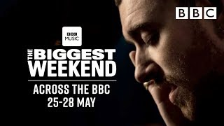 BBC Music presents... THE BIGGEST WEEKEND on the BBC! | Trailer - BBC