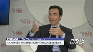 Africa CEO Forum's Amir Ben Yahmed speaks about the 2019 CEO summit - ABNDIGITAL