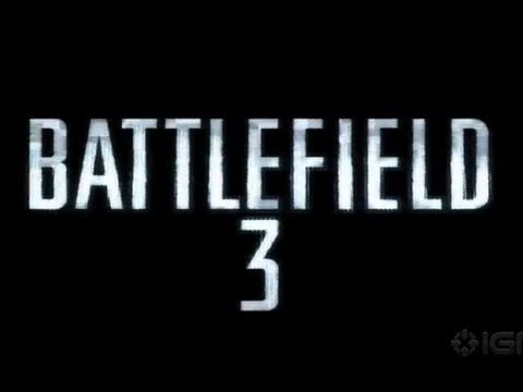 Battlefield 3: Official Full Demo Trailer