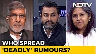 Truth vs Hype: Who's Behind The Fake News Murders? - NDTV