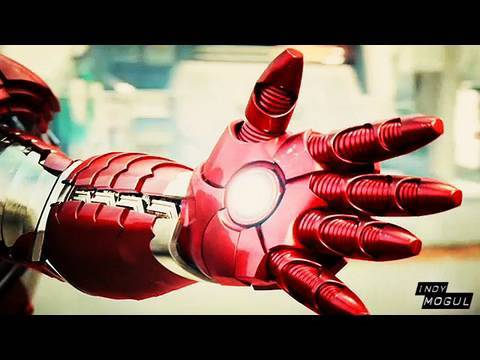 Iron Man 2 Robot Repulsor Arm How to BFX