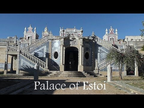 ALGARVE: Palace of Estoi (Portugal) HD
