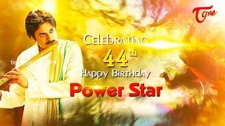 Happy Birthday Power Star Pawan Kalyan - TELUGUONE
