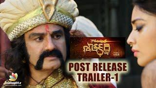 Gautamiputra Satakarni Post release trailer 01    Balakrishna    #GPSK    #Gautamiputrasatakarni - IGTELUGU
