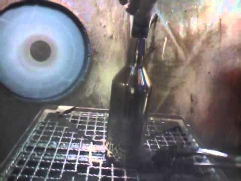 metalização de vidros e qualquer material rígido.