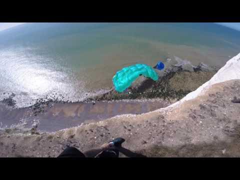 Beachy Head base jumping