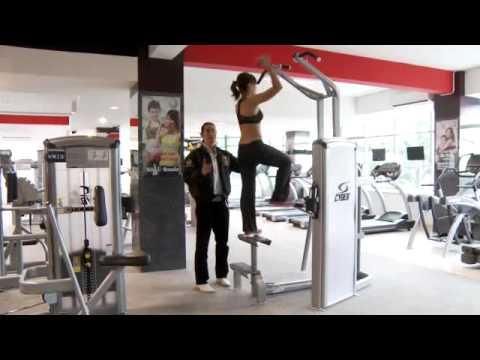 Binaraganet Video I : Back Exercise bersama Ade Rai Part I