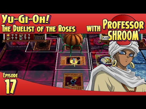 Yu-Gi-Oh! The Duelists of the Roses - EP17 - Shadi Morton