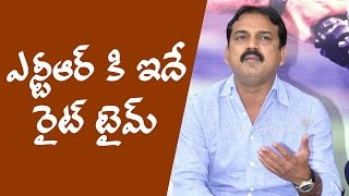 This is Right Time for NTR Says Koratala Siva | Janatha Garage | Press Meet | Interview | Mohan Lal - IGTELUGU