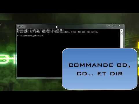 Tutoriel CMD - Les bases