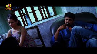 Ravi Babu Seduced by Ravneet Kaur | Sitara Telugu Movie Scenes | Krishna Bhagavan | Mango Videos - MANGOVIDEOS