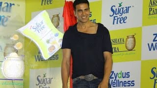 Akshay Kumar launches Donate Your Calories campaign - IANSINDIA