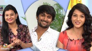 Krishnagadi Veera Prema Gadha- Special Chit Chat with Nani and Mehrene - IGTELUGU
