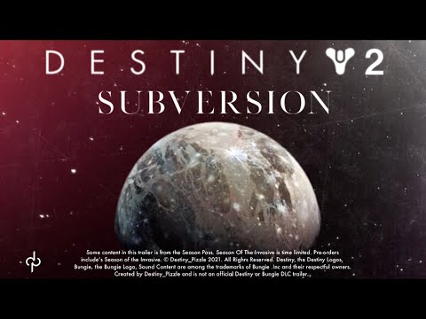 Subversion Expansion Trailer (Fan-Made)