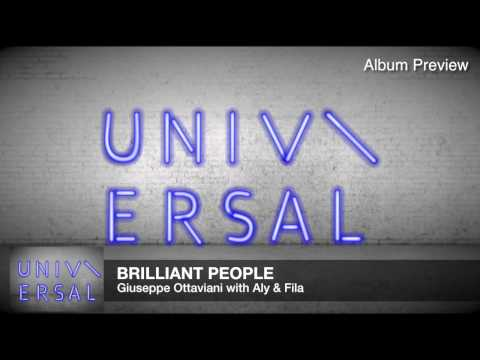 Giuseppe Ottaviani with Aly&Fila - Brilliant People (Official Album Preview)