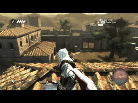 Assassins Creed Brotherhood PC Gameplay GTX 580
