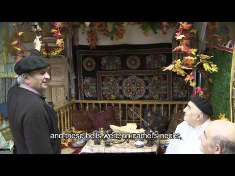 Aron Aronov and the Bukharian Museum