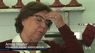 Restaurant Run by Disabled People has Change on the Menu - VOAVIDEO