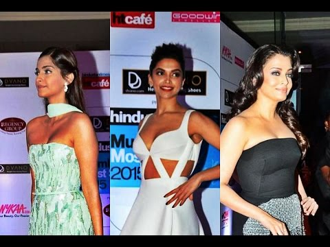 Bollywood Celebs At HT Most Stylish Awards