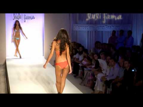 Luli Fama Miami Swim 2011