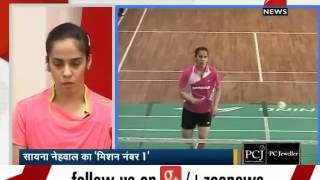 Exclusive: China Open is one of the toughest tournaments, says Saina Nehwal - ZEENEWS
