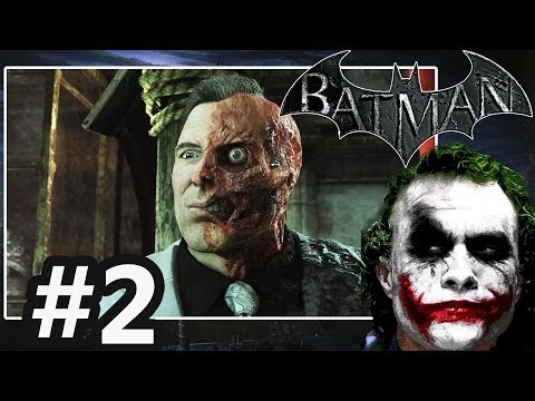 TWOFACE! - Batman Arkham City #2 [Deutsch]