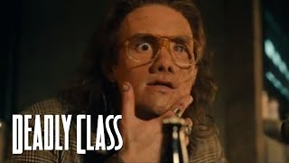 DEADLY CLASS | Season 1, Episode 10: Quite A Production | SYFY - SYFY