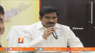 TDP Leader Devineni Uma Maheswara Rao Fires on YS Jagan attack issue | iNews - INEWS