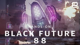 Black Future 88 hands-on at GDC 2018 - ENGADGET