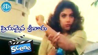 Priyamaina Sreevaru Movie Scenes - Ravali Introduction || Suman || Aamani || Koti - IDREAMMOVIES