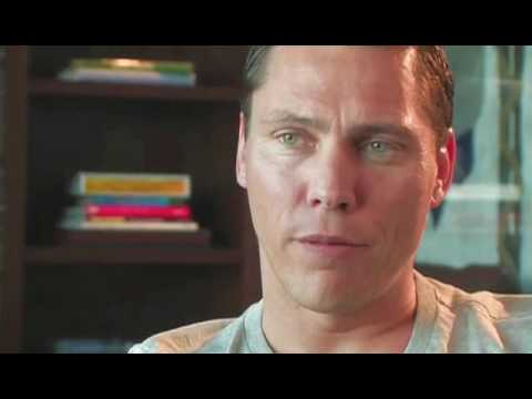 DJ Tiesto Interview bradley.tv