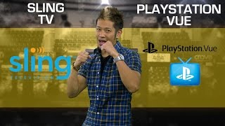 Sling TV vs. Playstation Vue: 1 Year Later - CNETTV