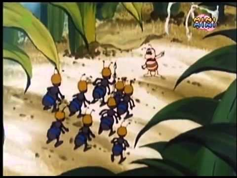 Pszczółka Maja 80. Wypadek na pikniku