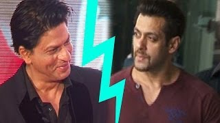 Shahrukh Khan to replace Salman Khan ?